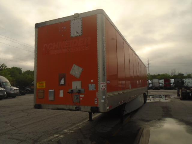 2009 Wabash Van for sale-59253504