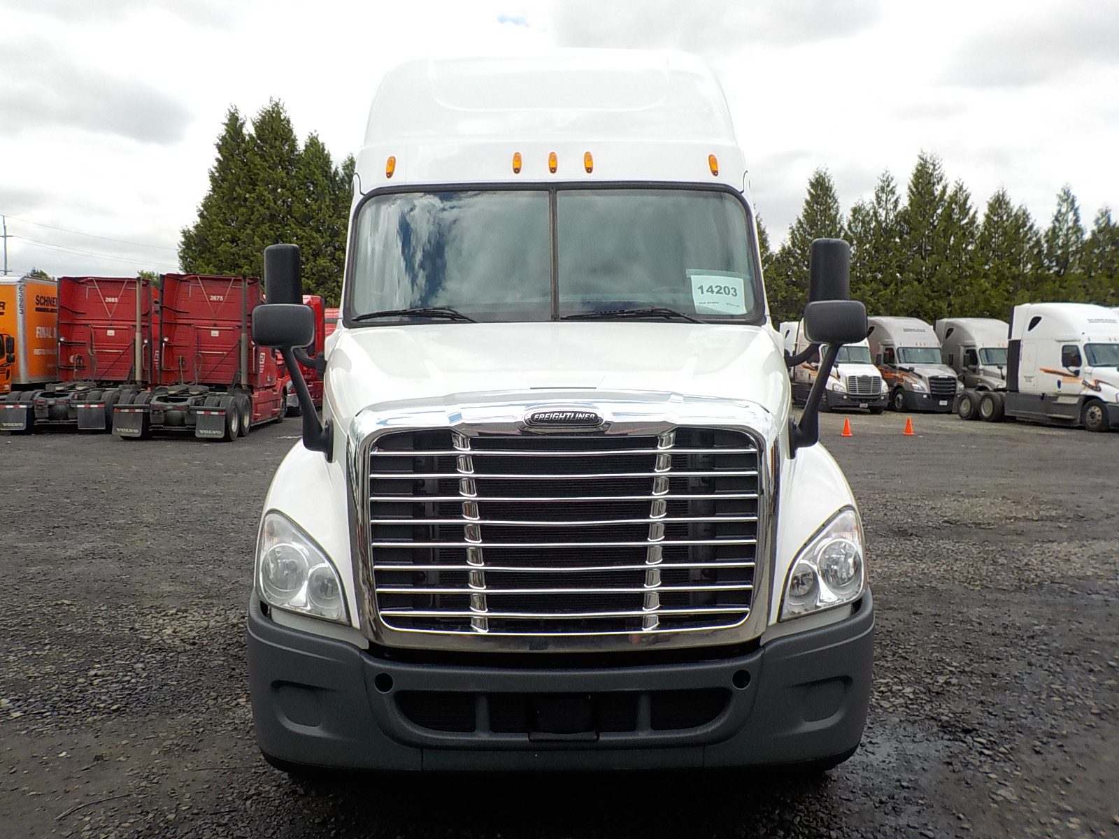 2015 Freightliner Cascadia for sale-59276565