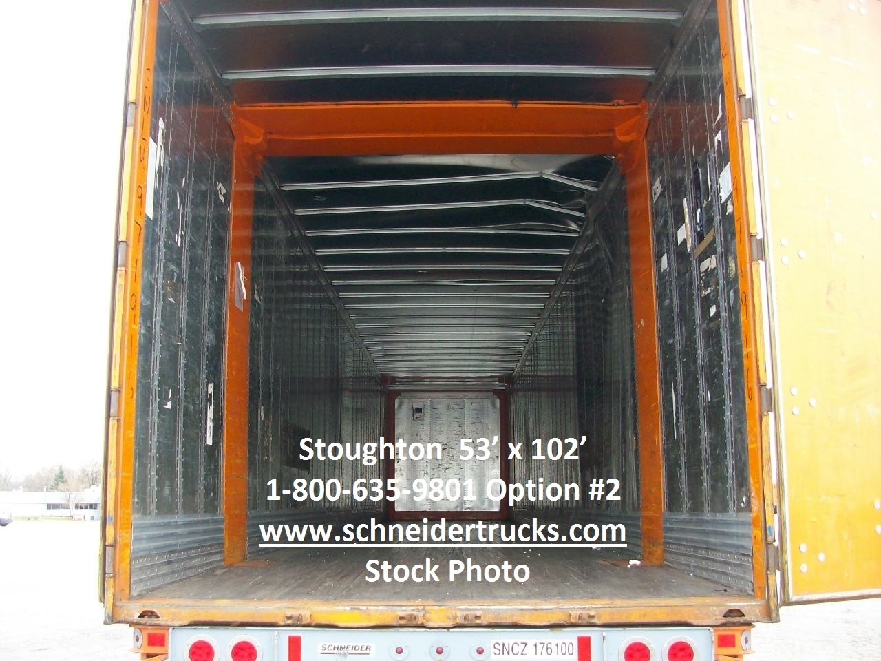 2007 Stoughton CONTAINER for sale-59253709