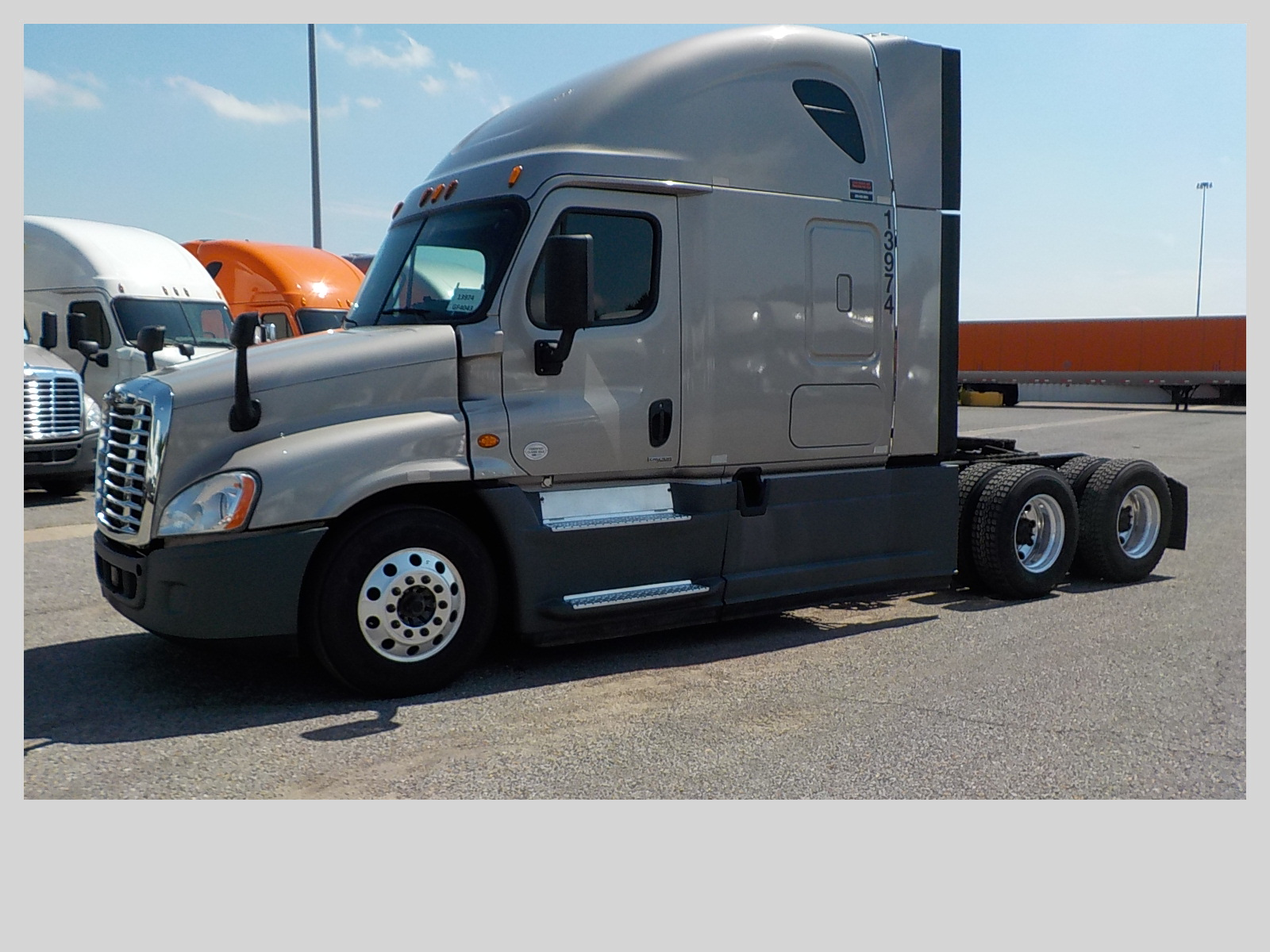 2015 Freightliner Cascadia for sale-59276603
