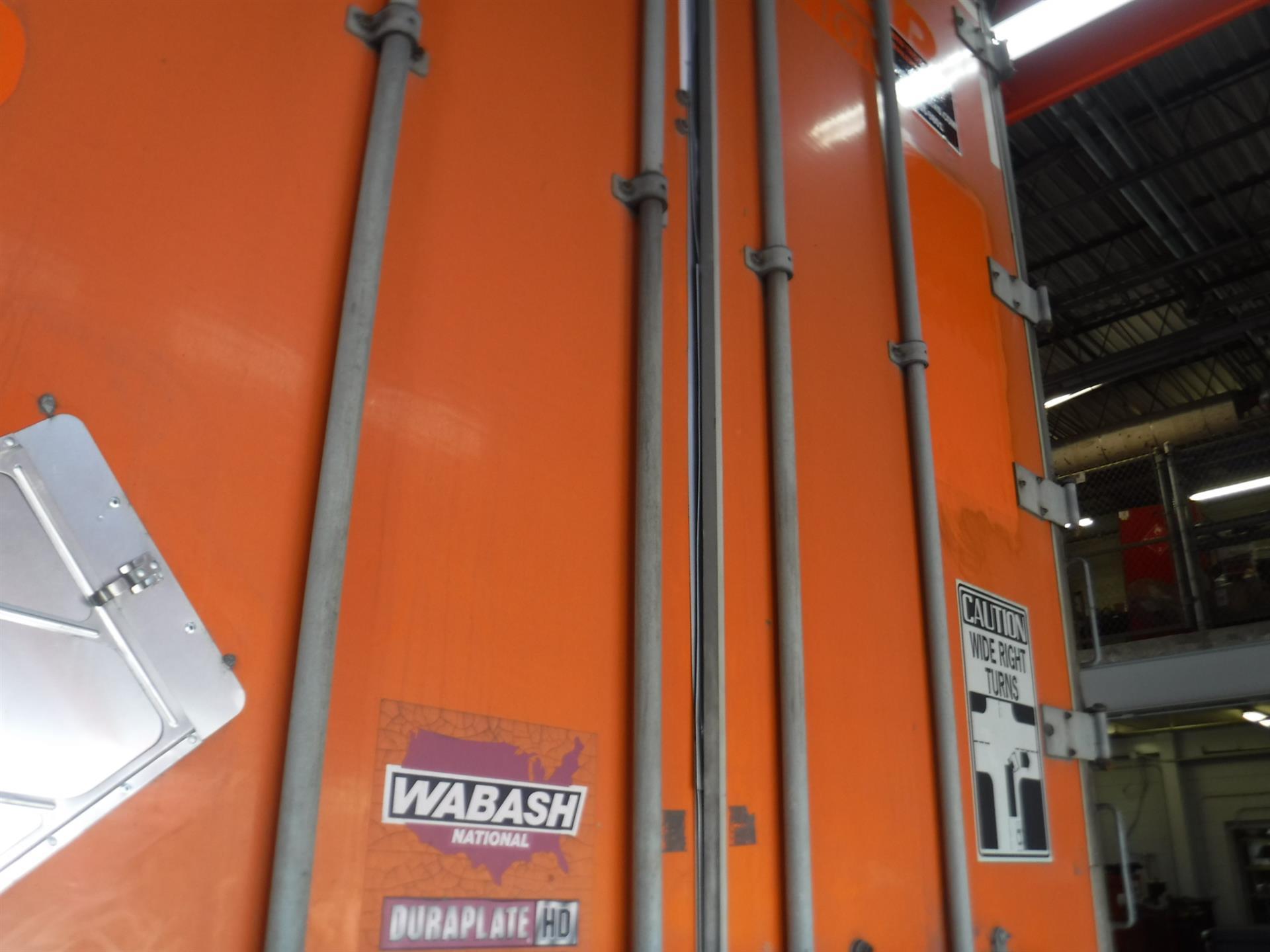 2009 Wabash VAN for sale-59290182