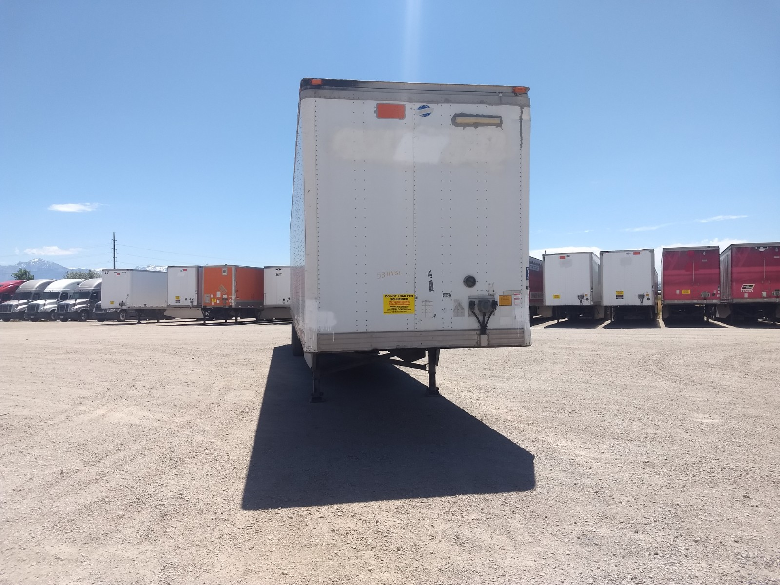 2004 Utility Van for sale-59293758