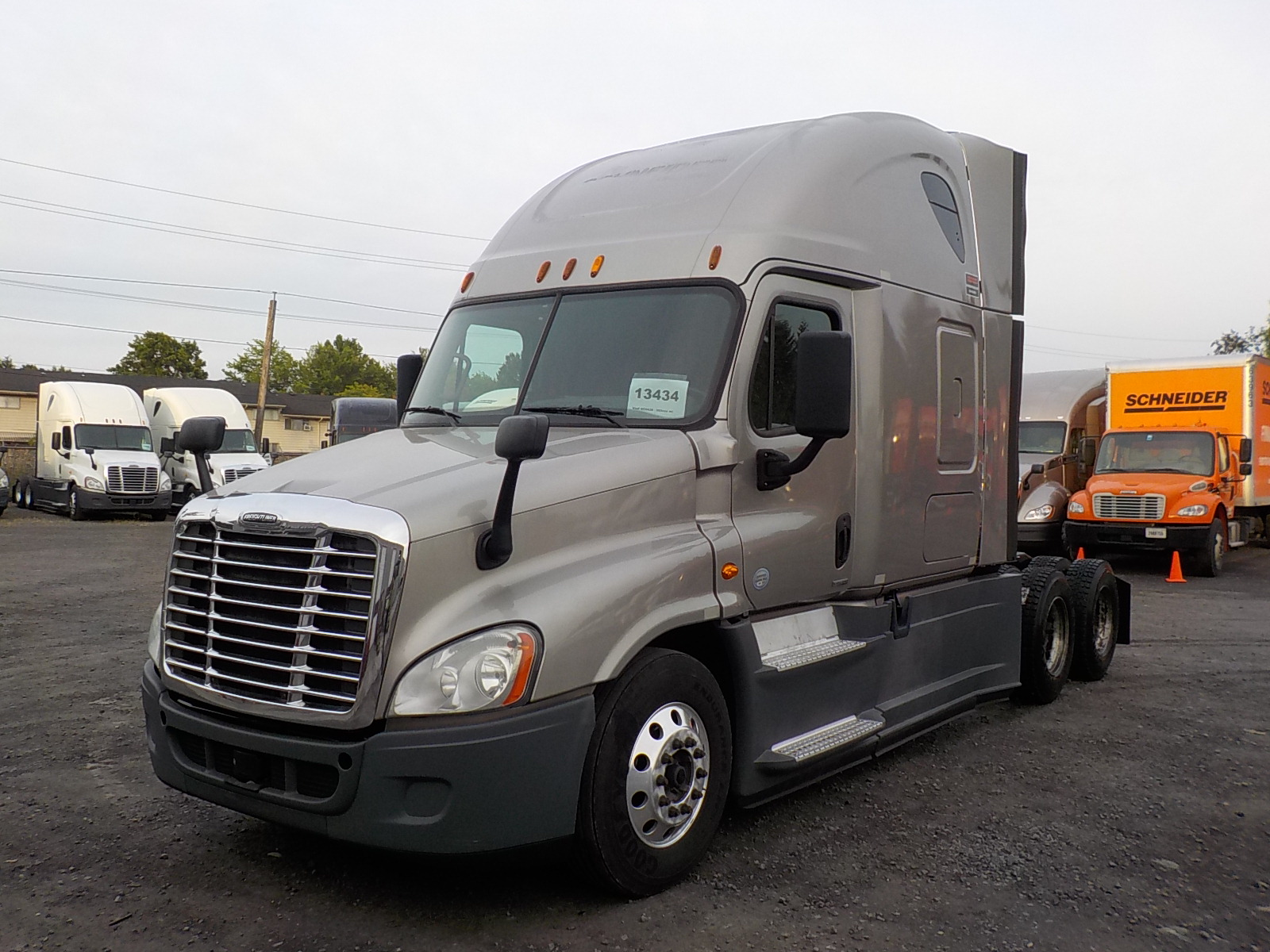 2015 Freightliner Cascadia for sale-59276621