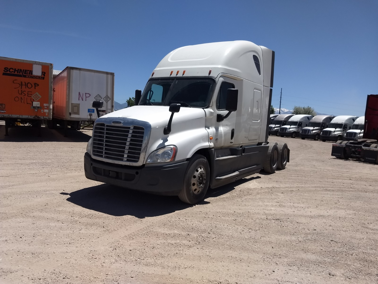 2015 Freightliner Cascadia for sale-59276622