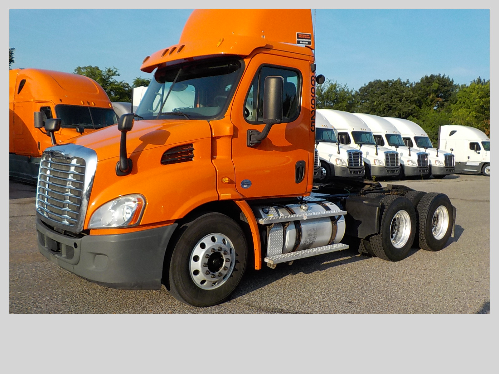 2014 Freightliner Cascadia for sale-59266803
