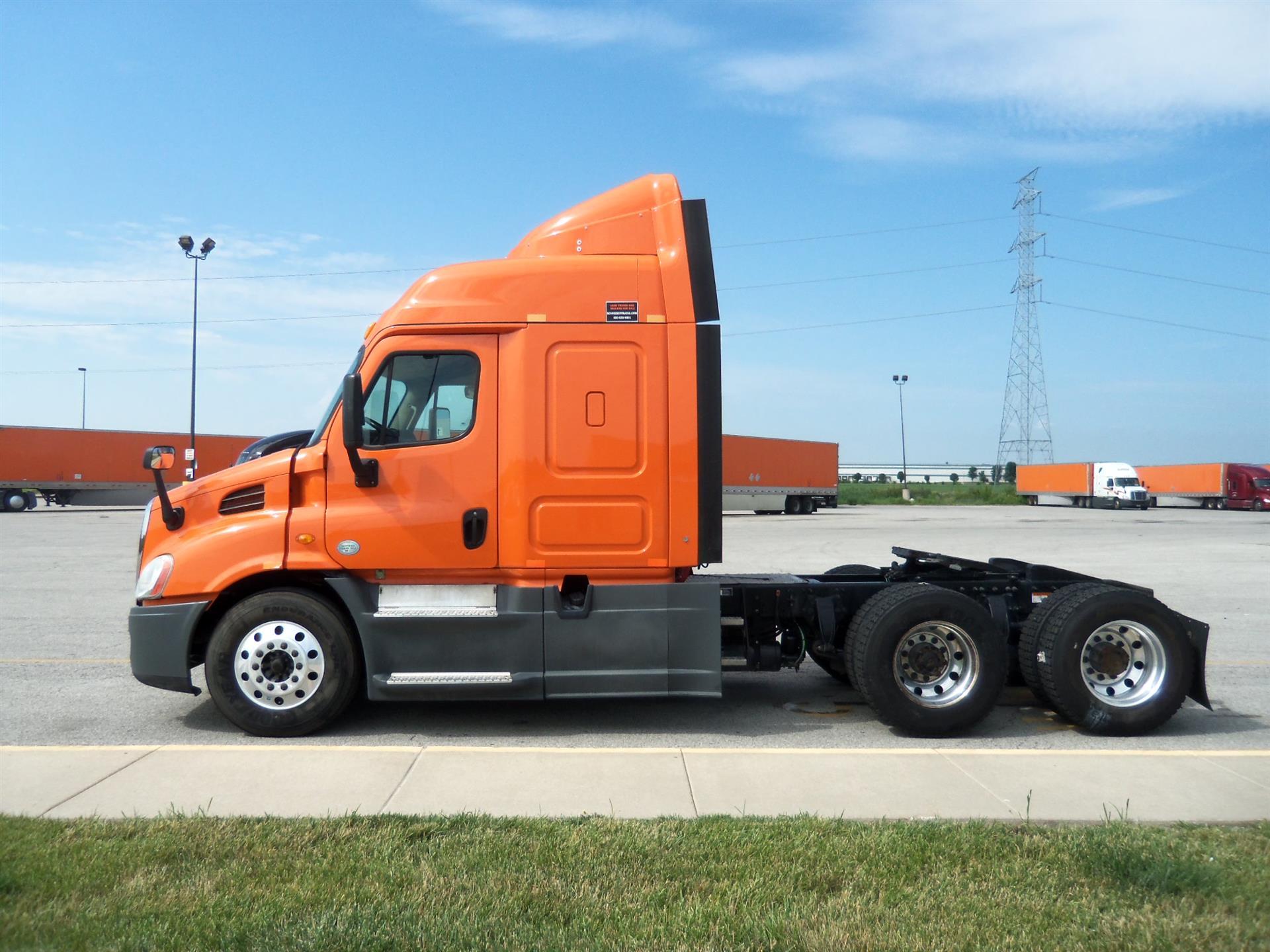 2014 Freightliner Cascadia for sale-59265619