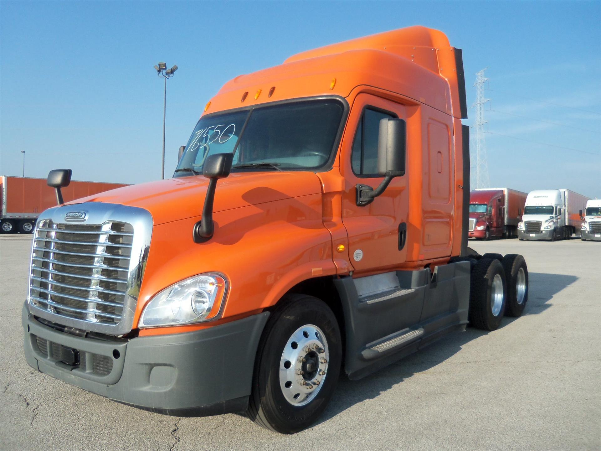 2014 Freightliner Cascadia for sale-59276900