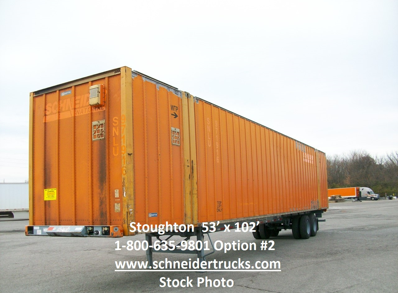 2007 Stoughton CONTAINER for sale-59266149