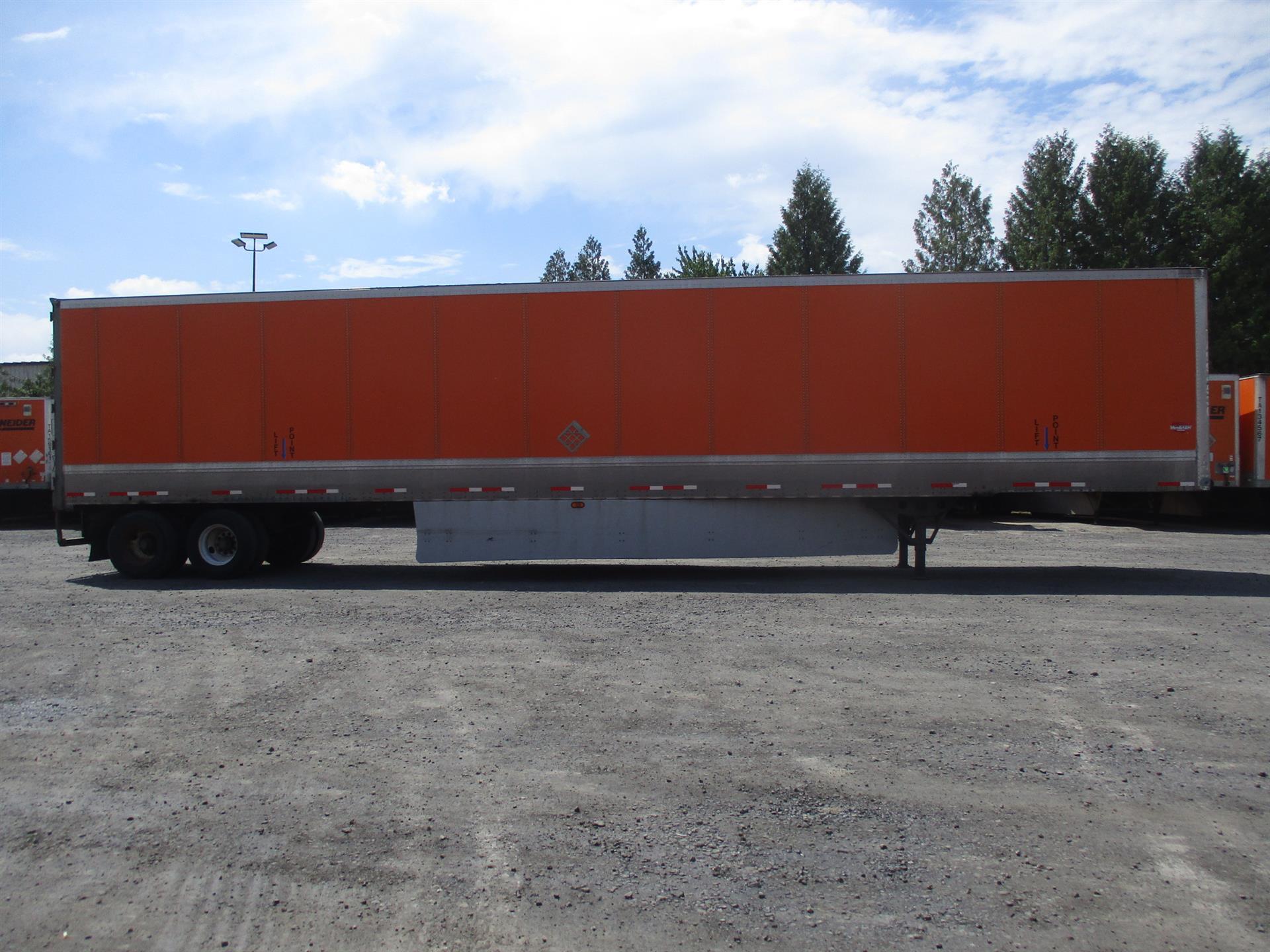 2009 Wabash VAN for sale-59267078