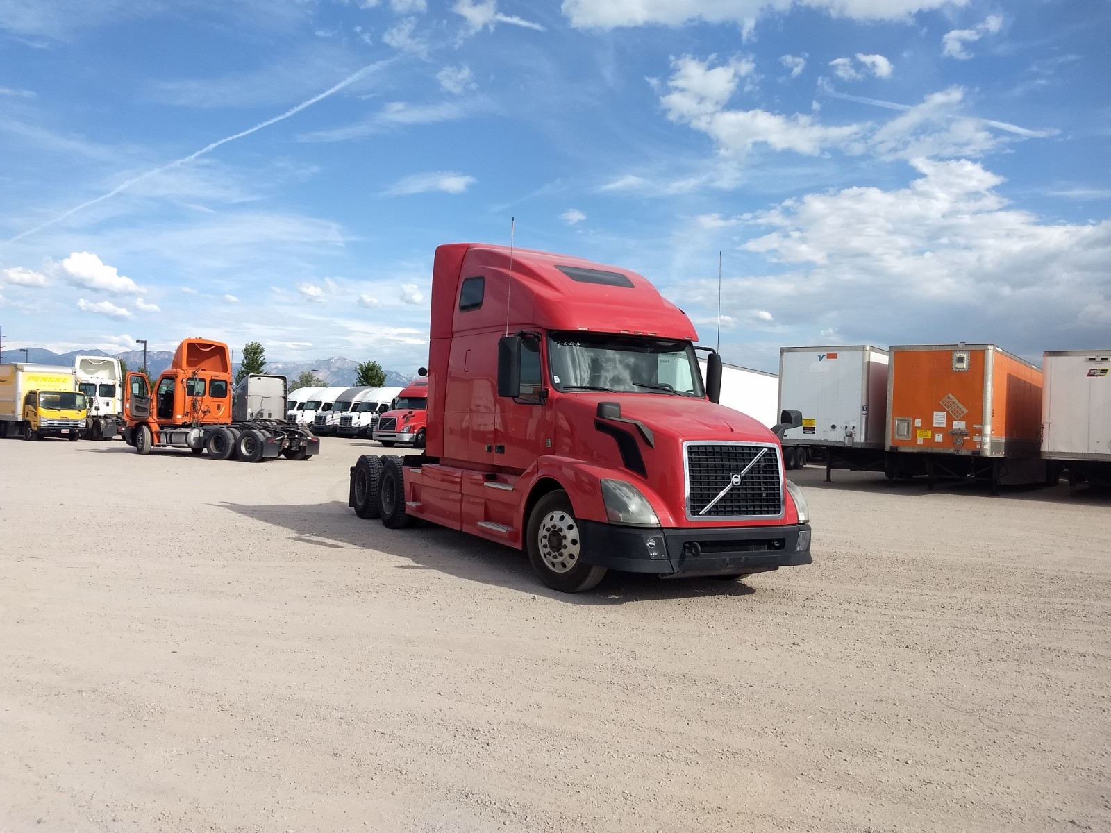 2014 Volvo VNL for sale-59293436