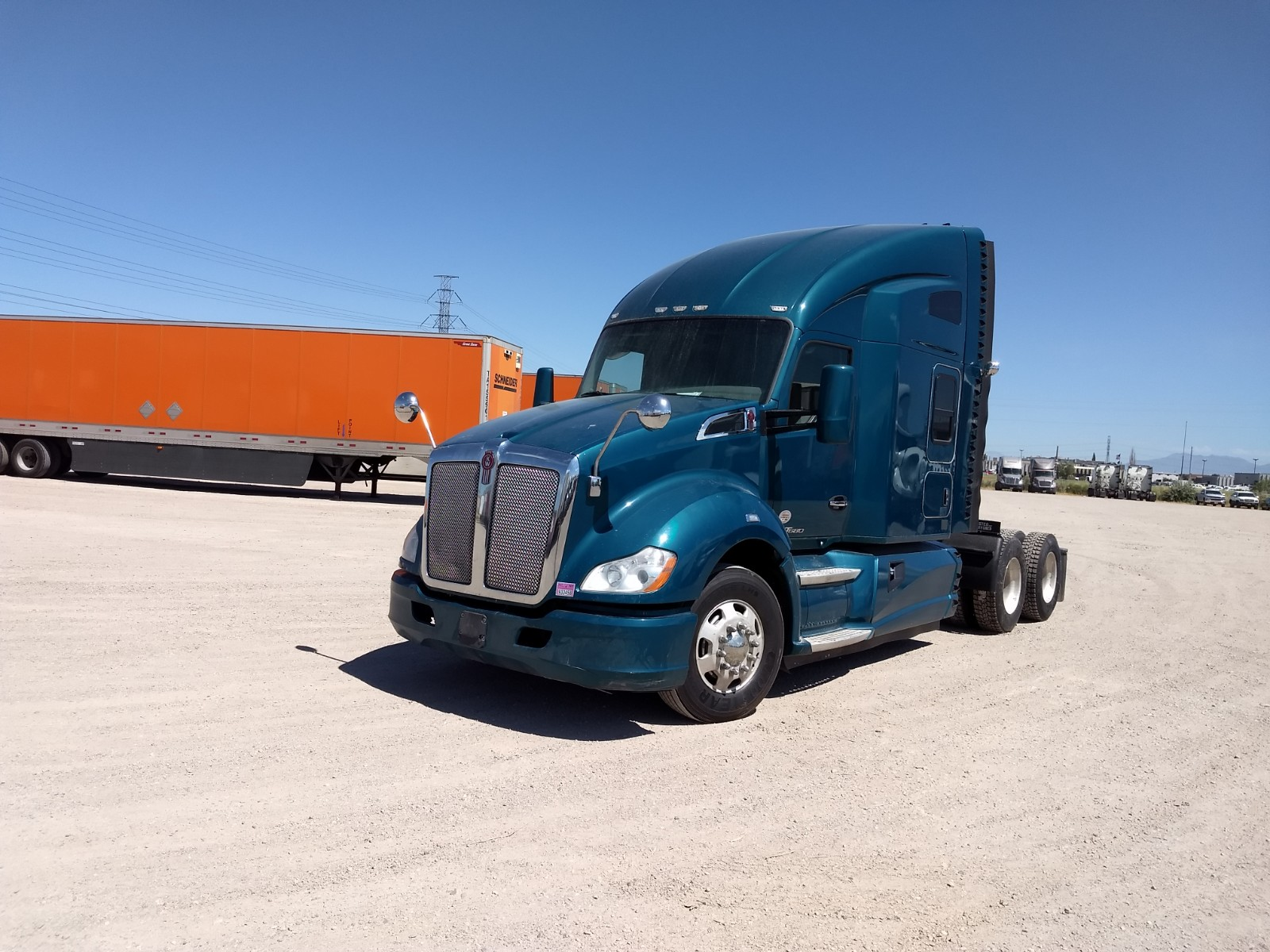 2015 Kenworth T680 for sale-59268217