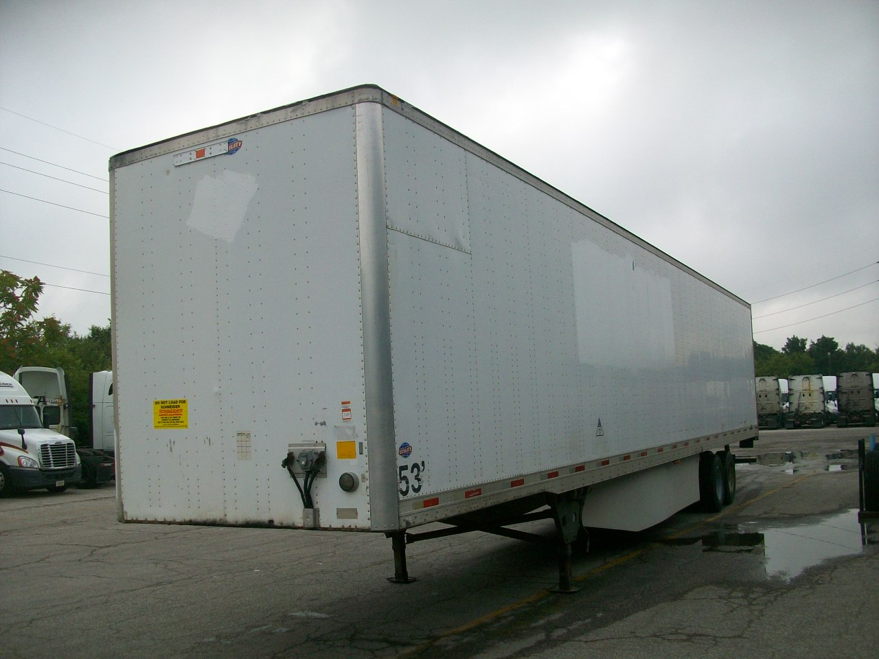 2006 Utility Van for sale-59293787