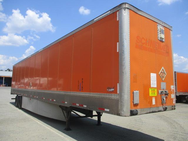 2007 Wabash VAN for sale-59290204