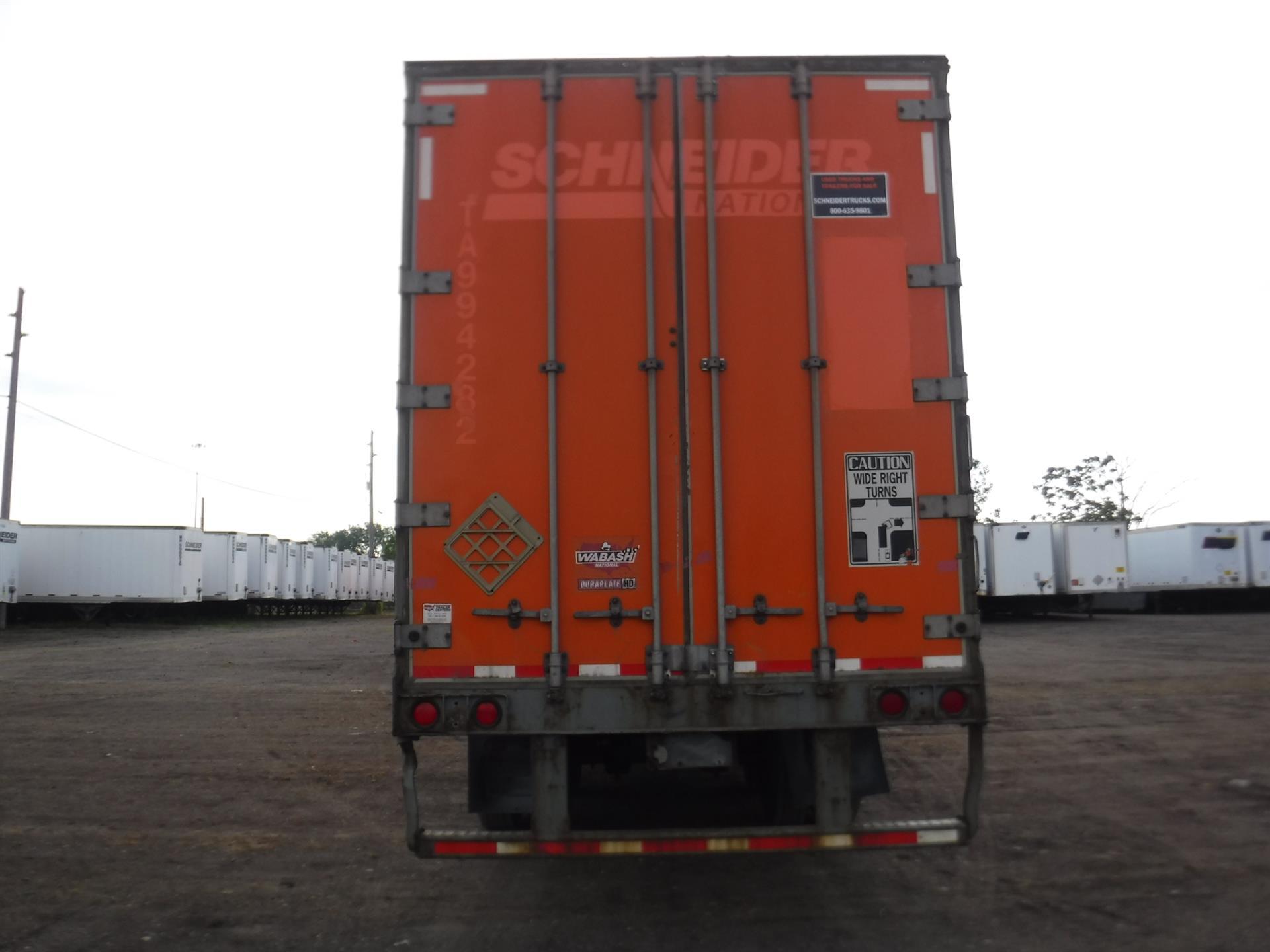 2009 Wabash VAN for sale-59275823