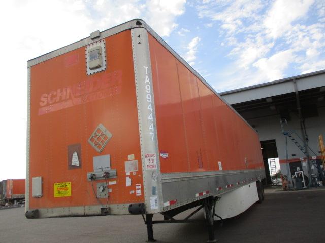2009 Wabash VAN for sale-59275824