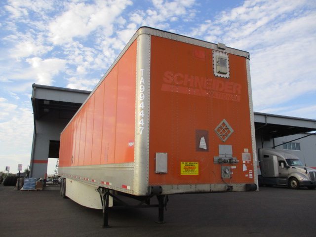 2009 Wabash Van for sale-59293249