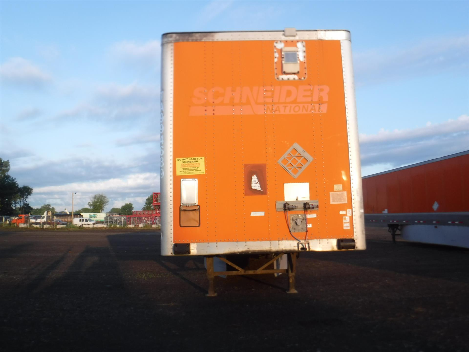 2009 Wabash VAN for sale-59275826