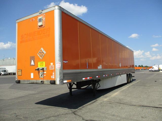 2009 Wabash VAN for sale-59290211