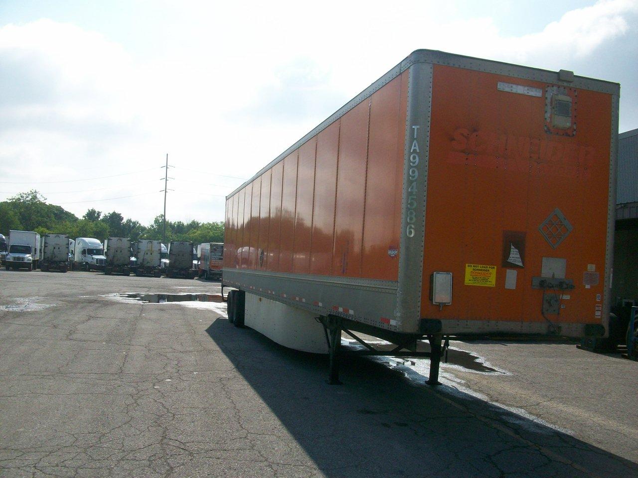 2009 Wabash VAN for sale-59275851