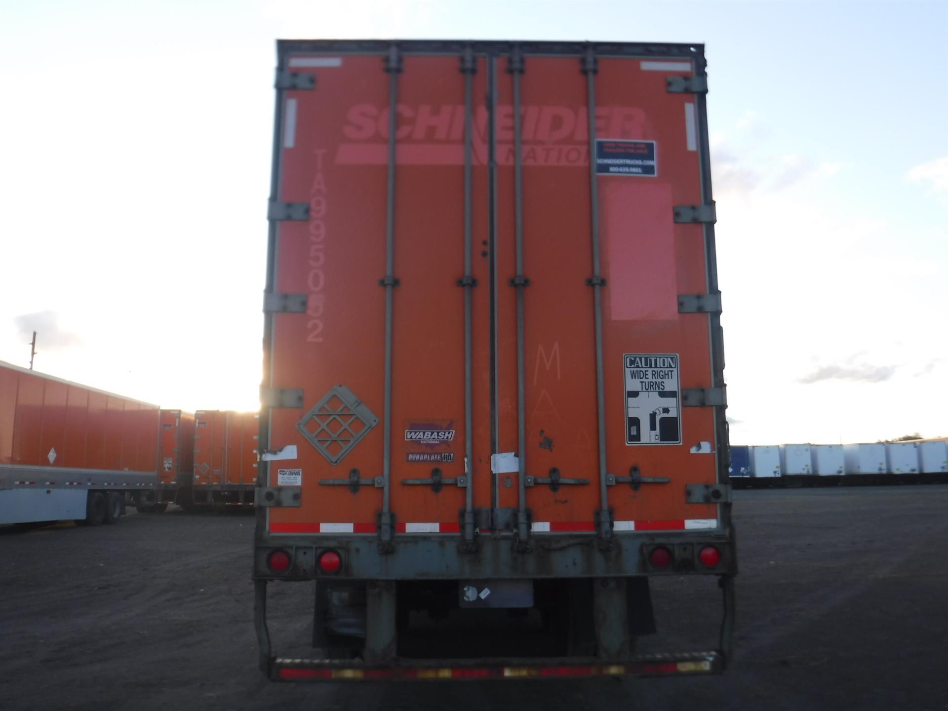 2009 Wabash VAN for sale-59290215