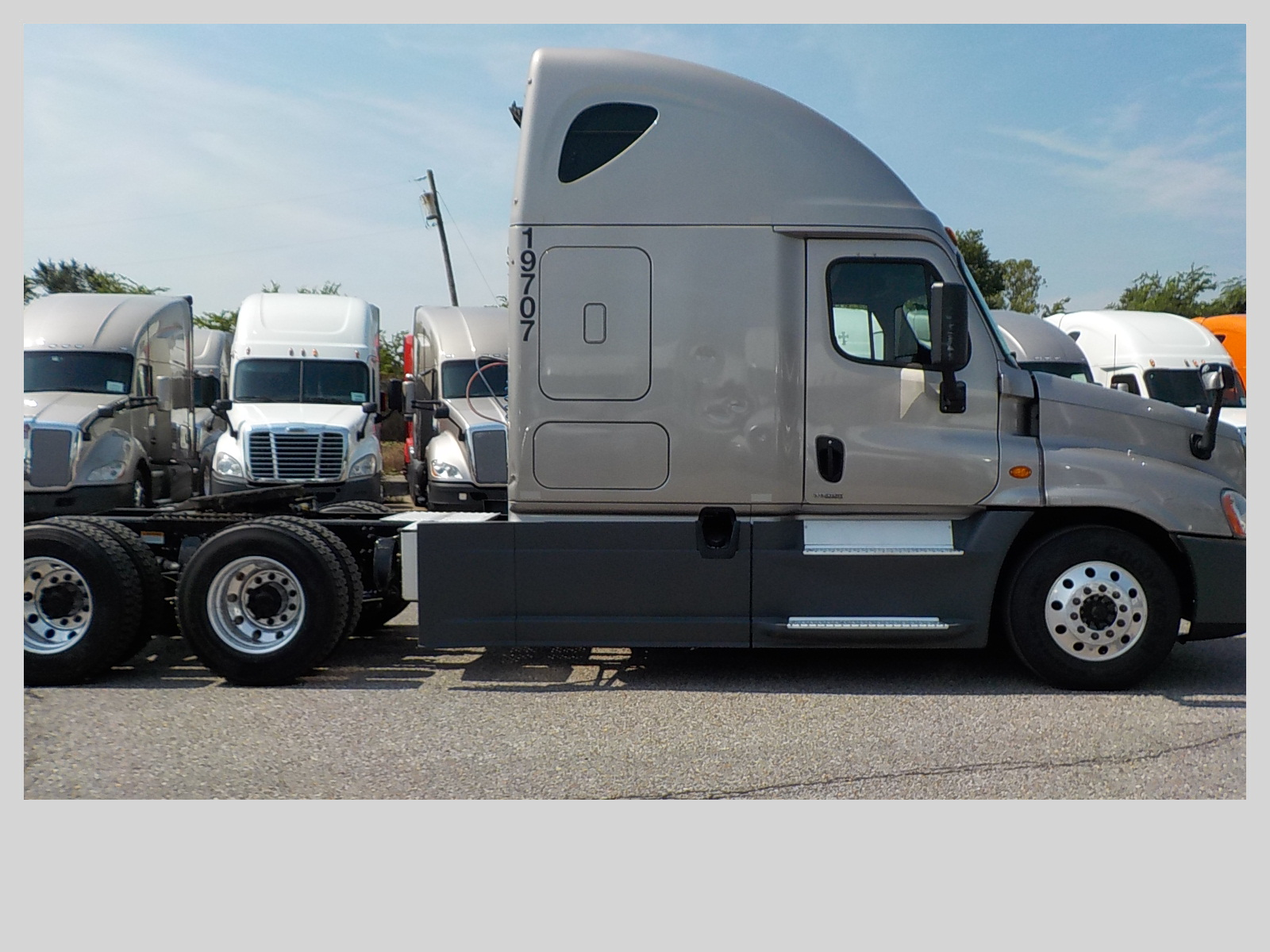 2016 Freightliner Cascadia for sale-59276960