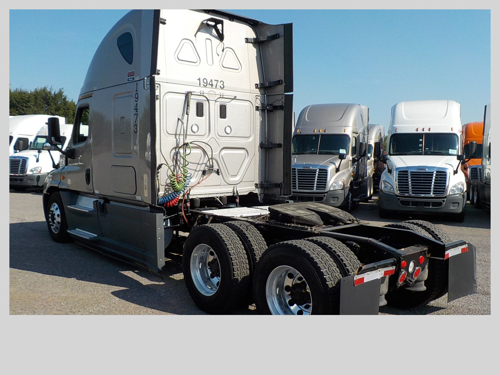 2016 Freightliner Cascadia for sale-59276962