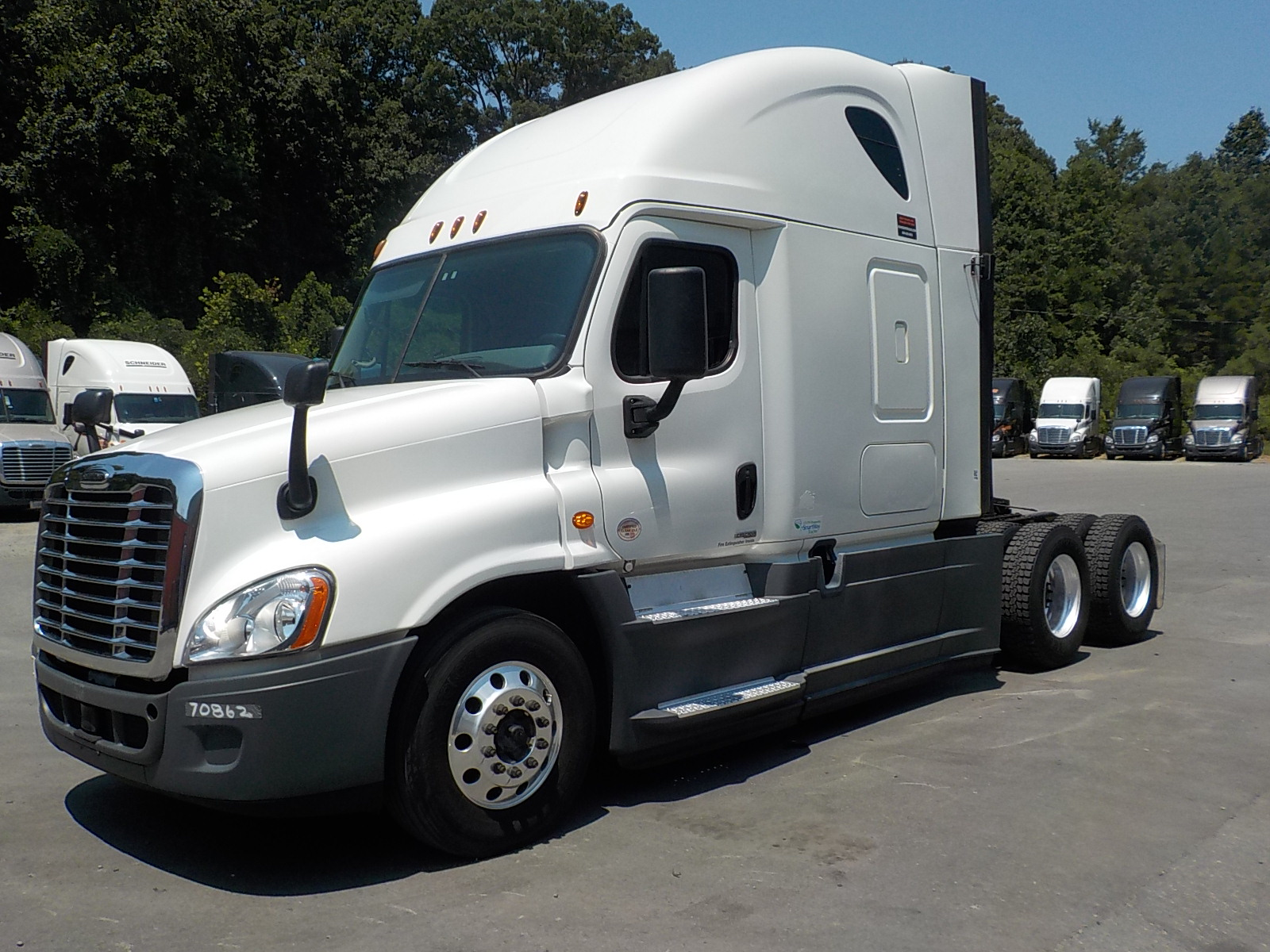 2017 Freightliner Cascadia for sale-59276985