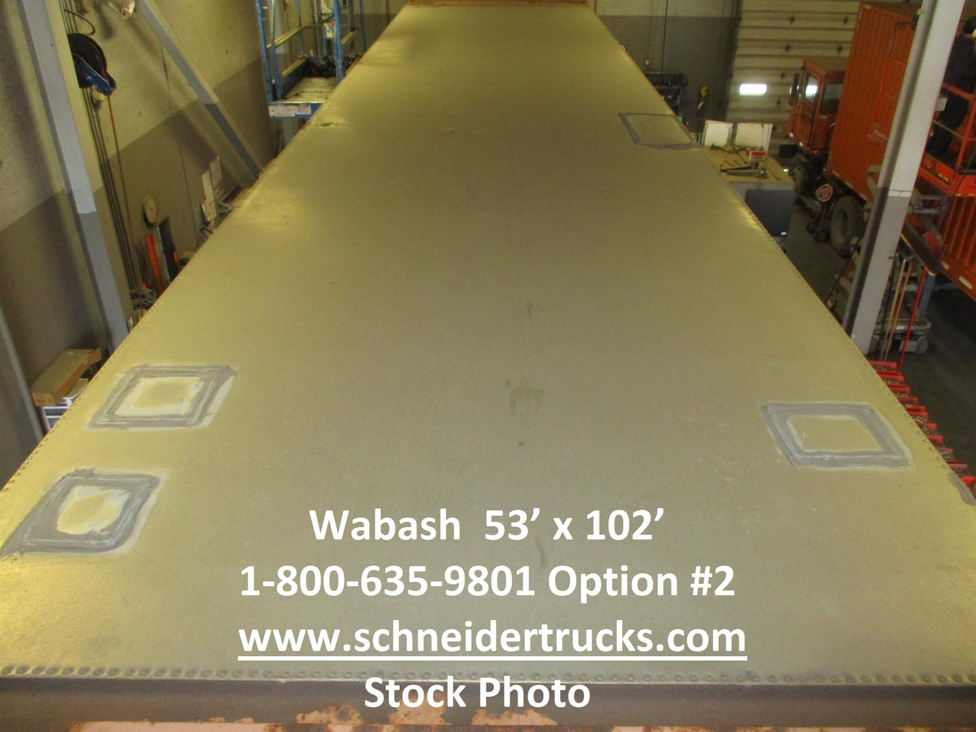 2006 Wabash CONTAINER for sale-59268825