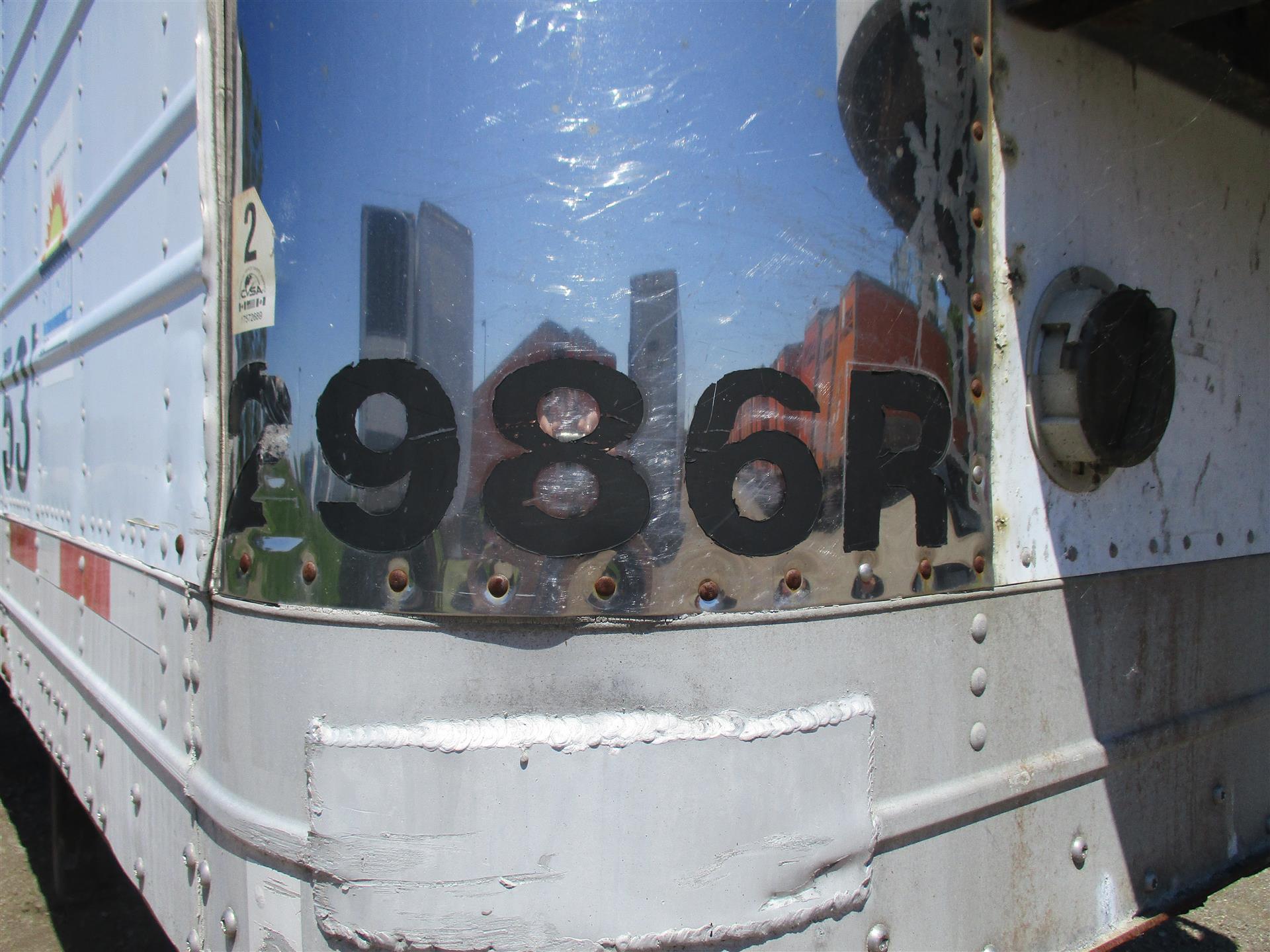 1997 Wabash REEFER for sale-59276698