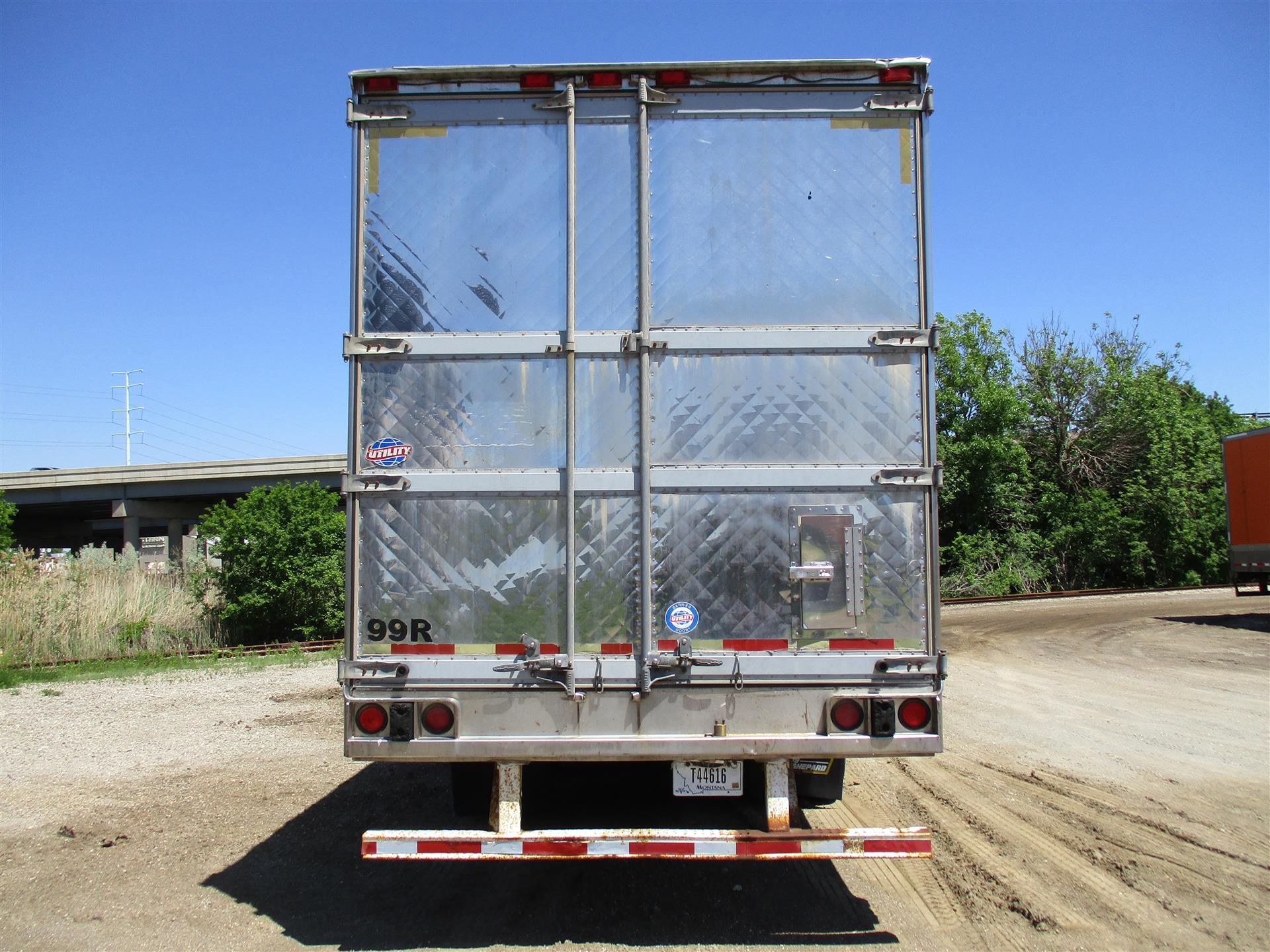 1999 Utility Reefer for sale-59276701