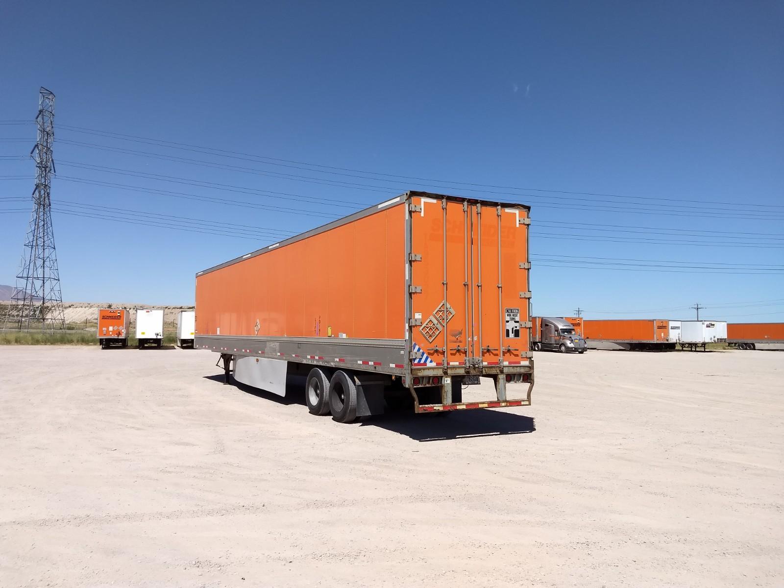 2005 Wabash Van for sale-59276710