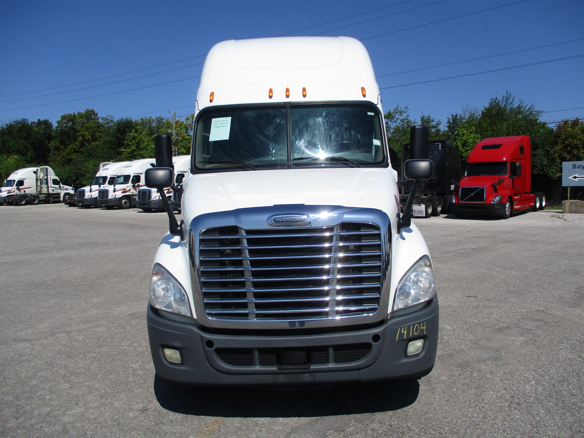 2015 Freightliner Cascadia for sale-59277012