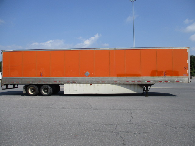 2005 Wabash van