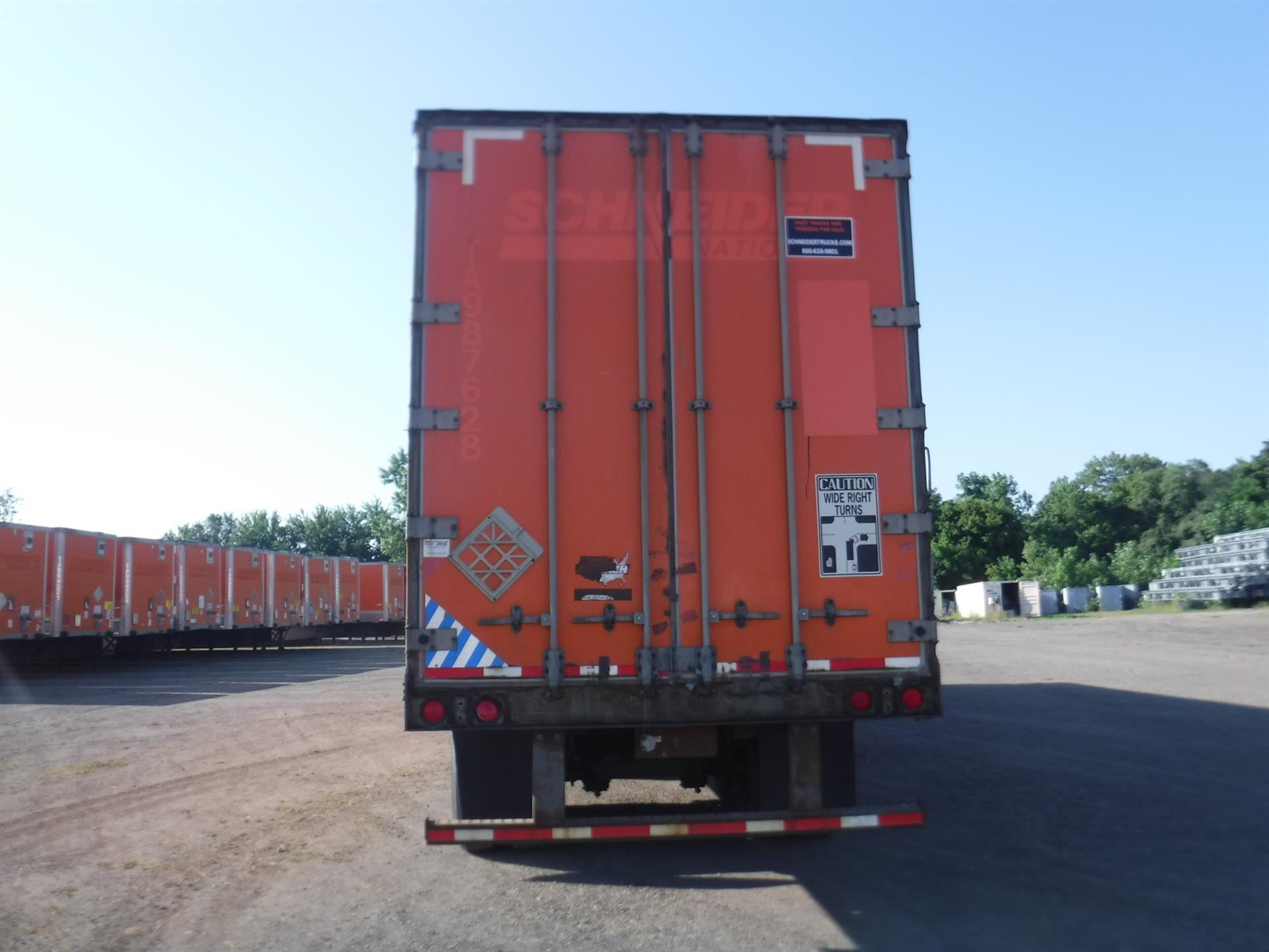 2007 Wabash Van for sale-59277042