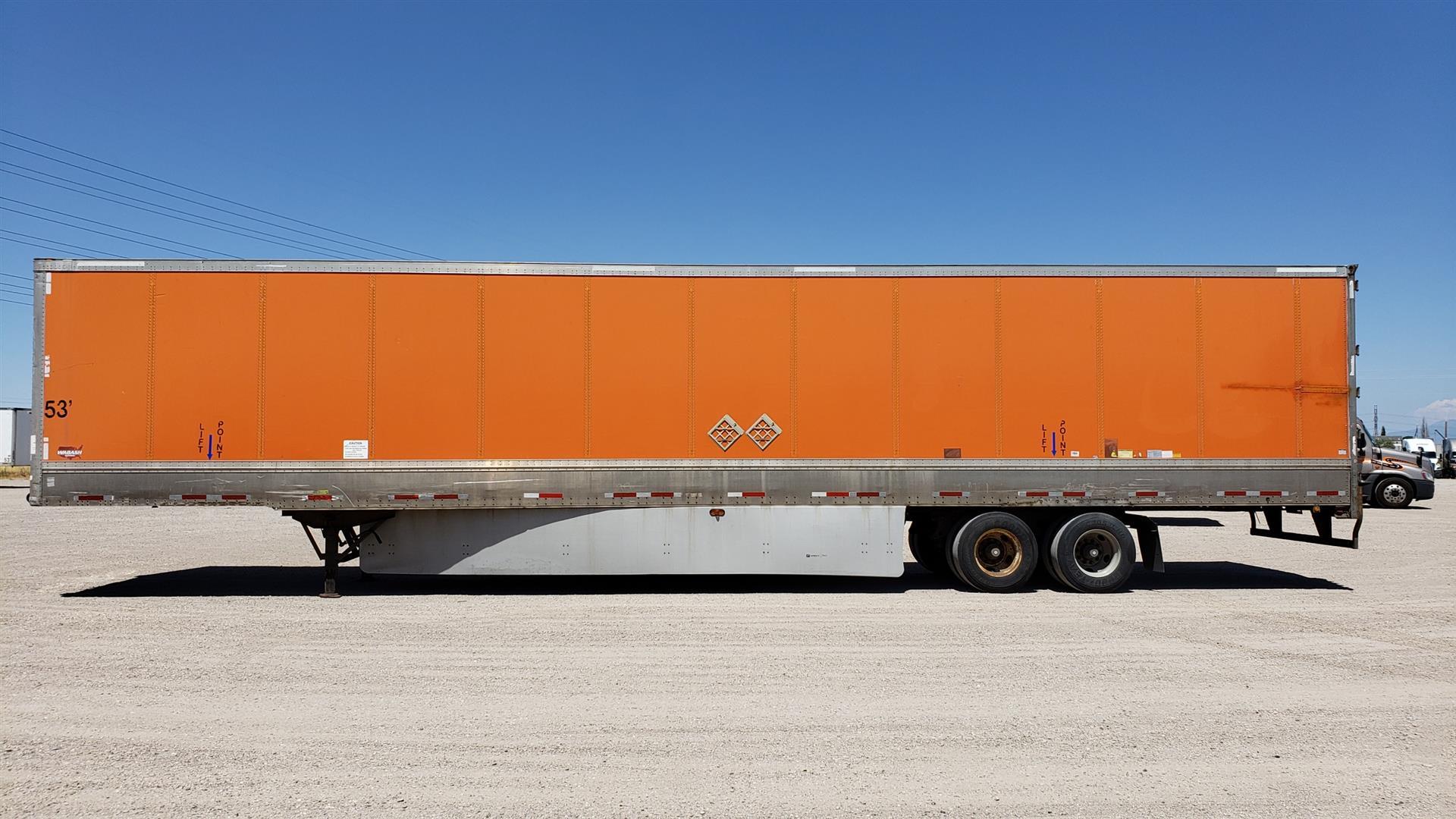 2005 Wabash Van for sale-59283289