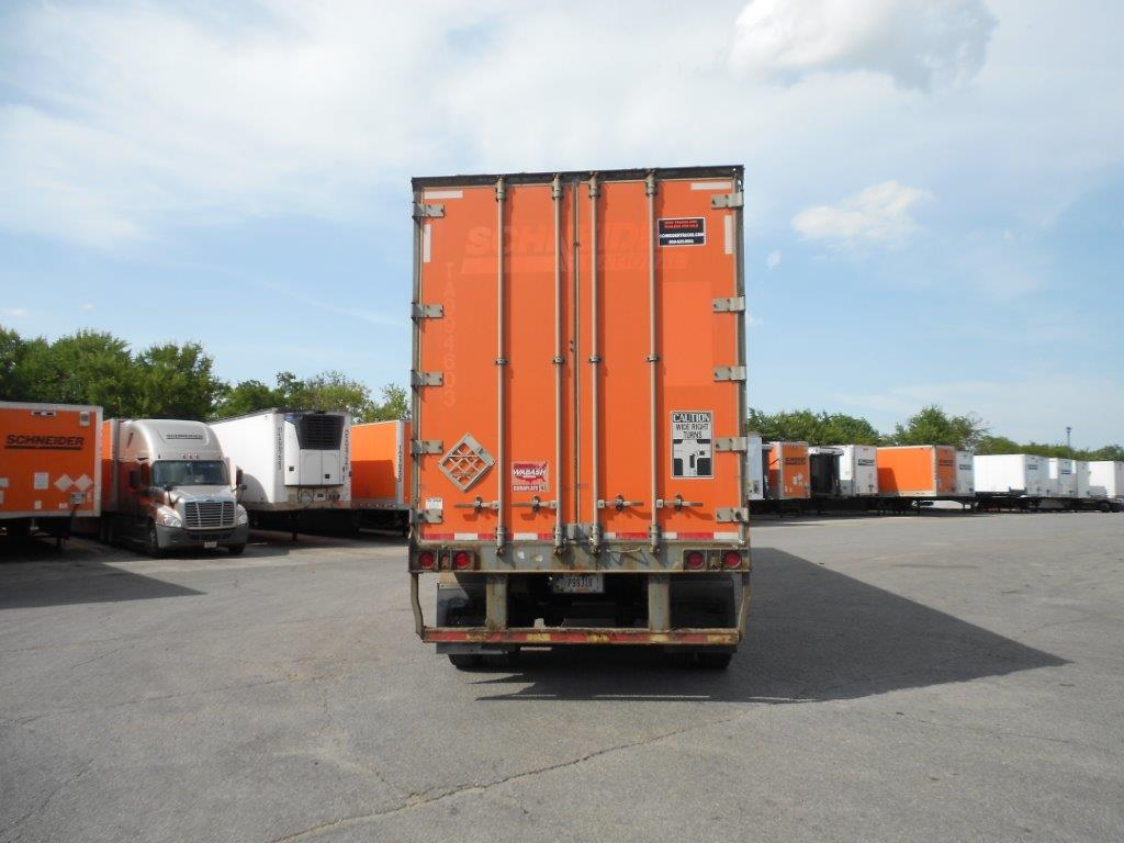 2009 Wabash Van for sale-59290237