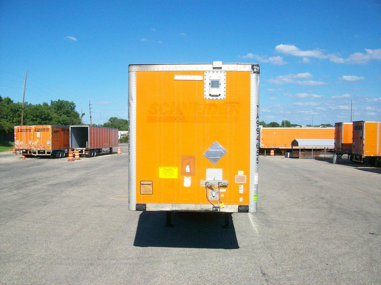 2009 Wabash Van for sale-59283307