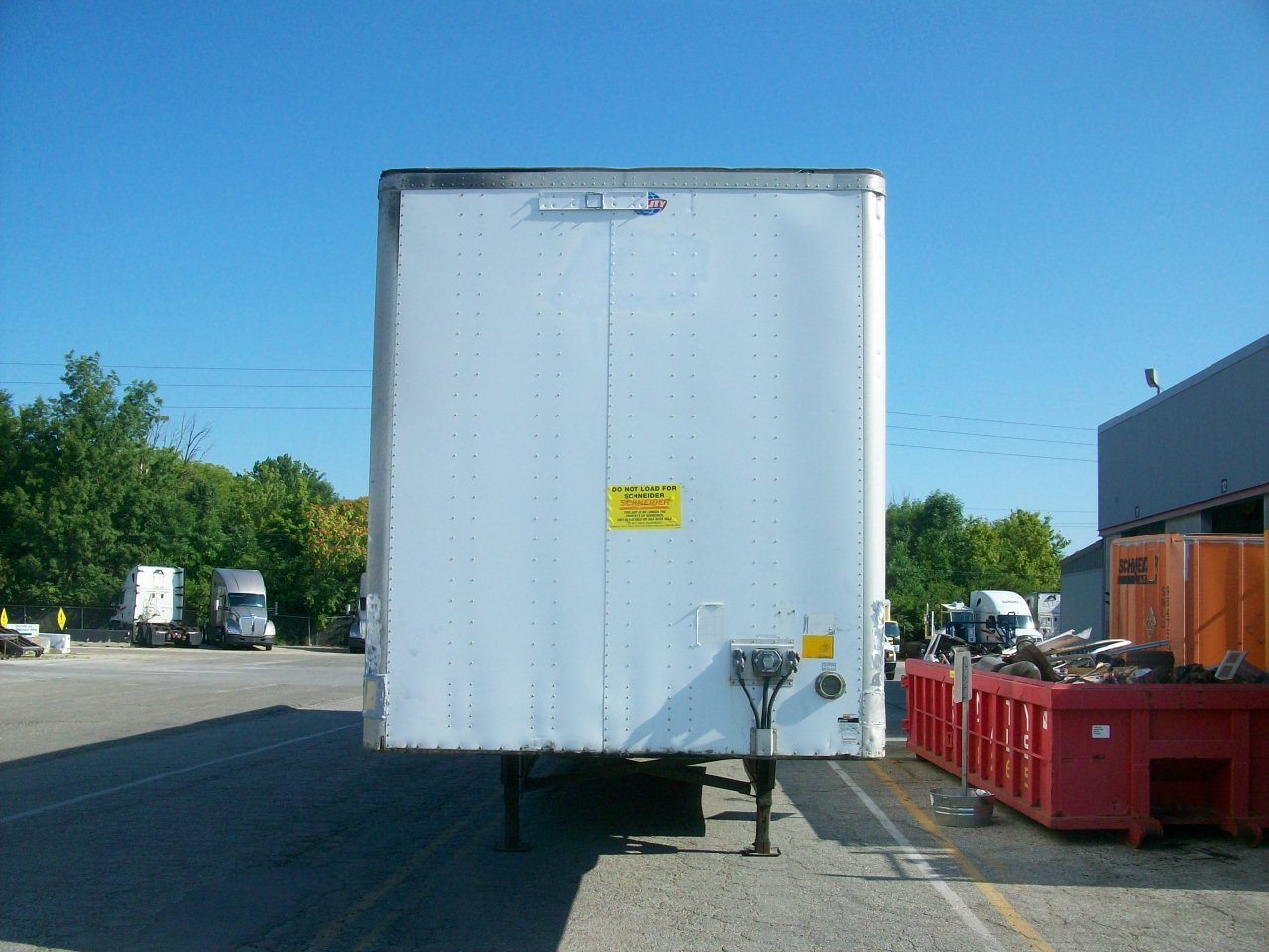 2006 Utility Van for sale-59283580