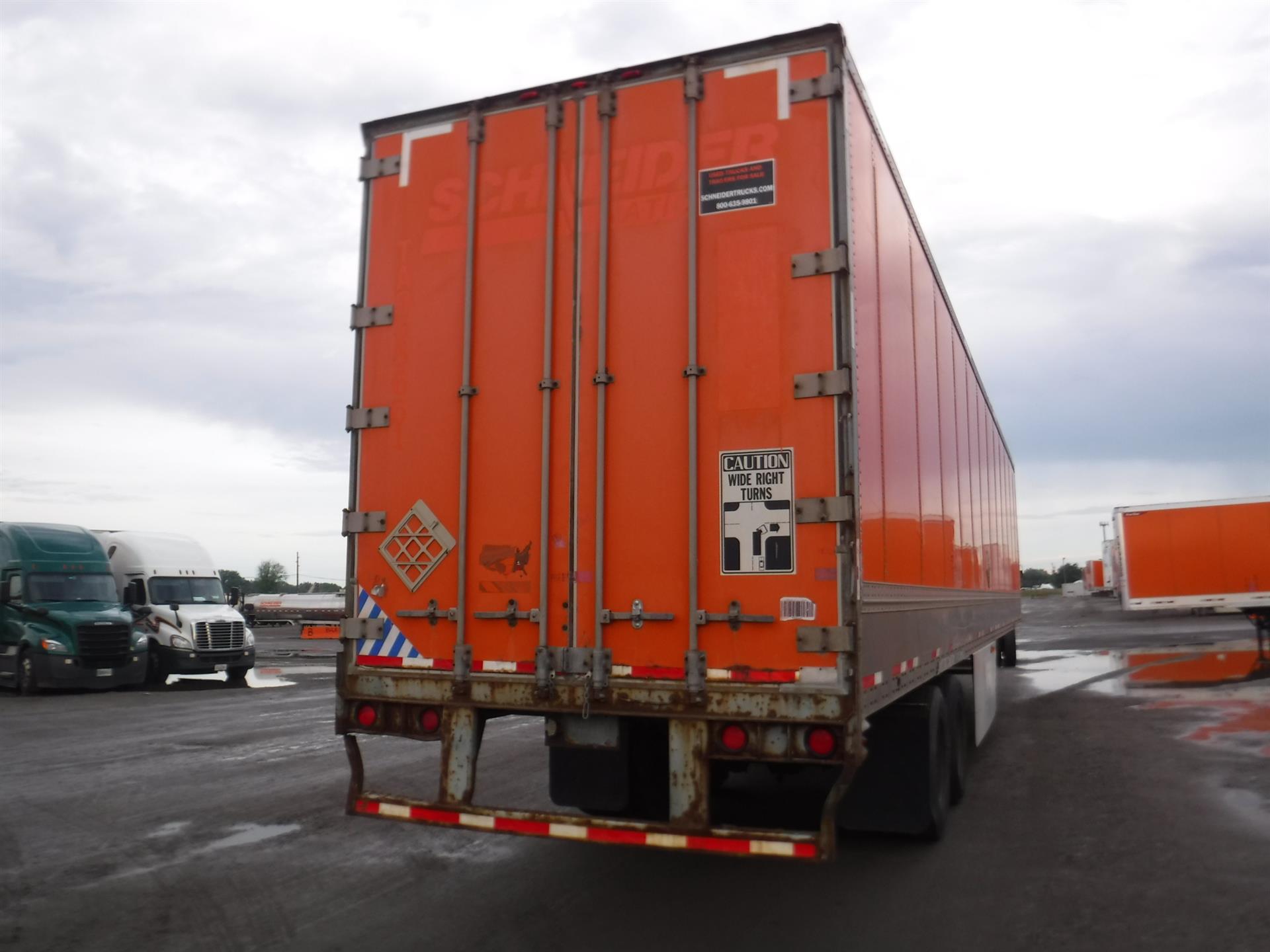 2005 Wabash Van for sale-59289337