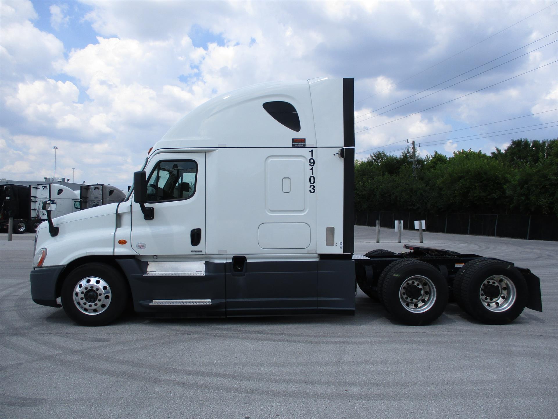 2016 Freightliner Cascadia for sale-59289254