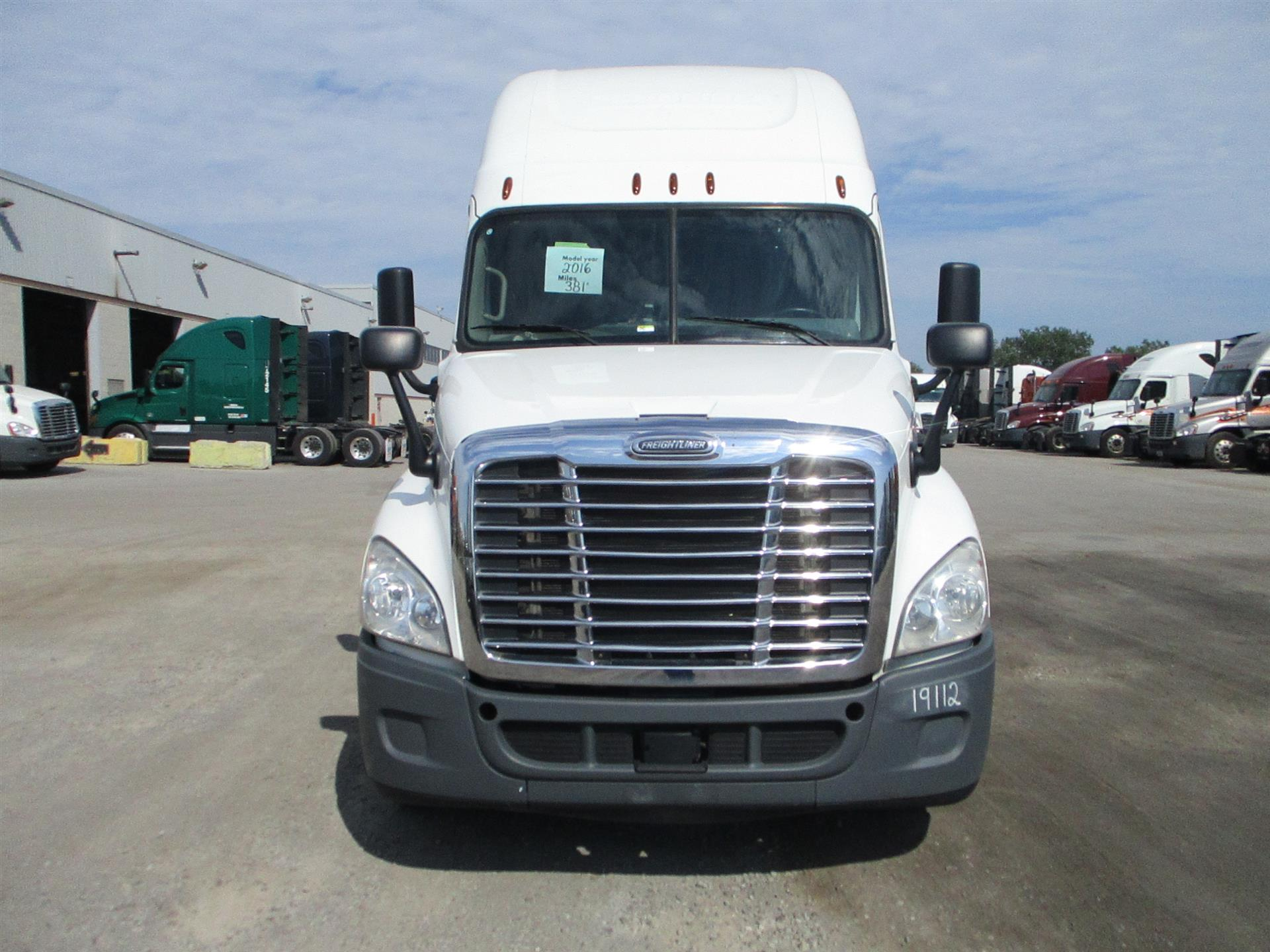 2016 Freightliner Cascadia for sale-59289298