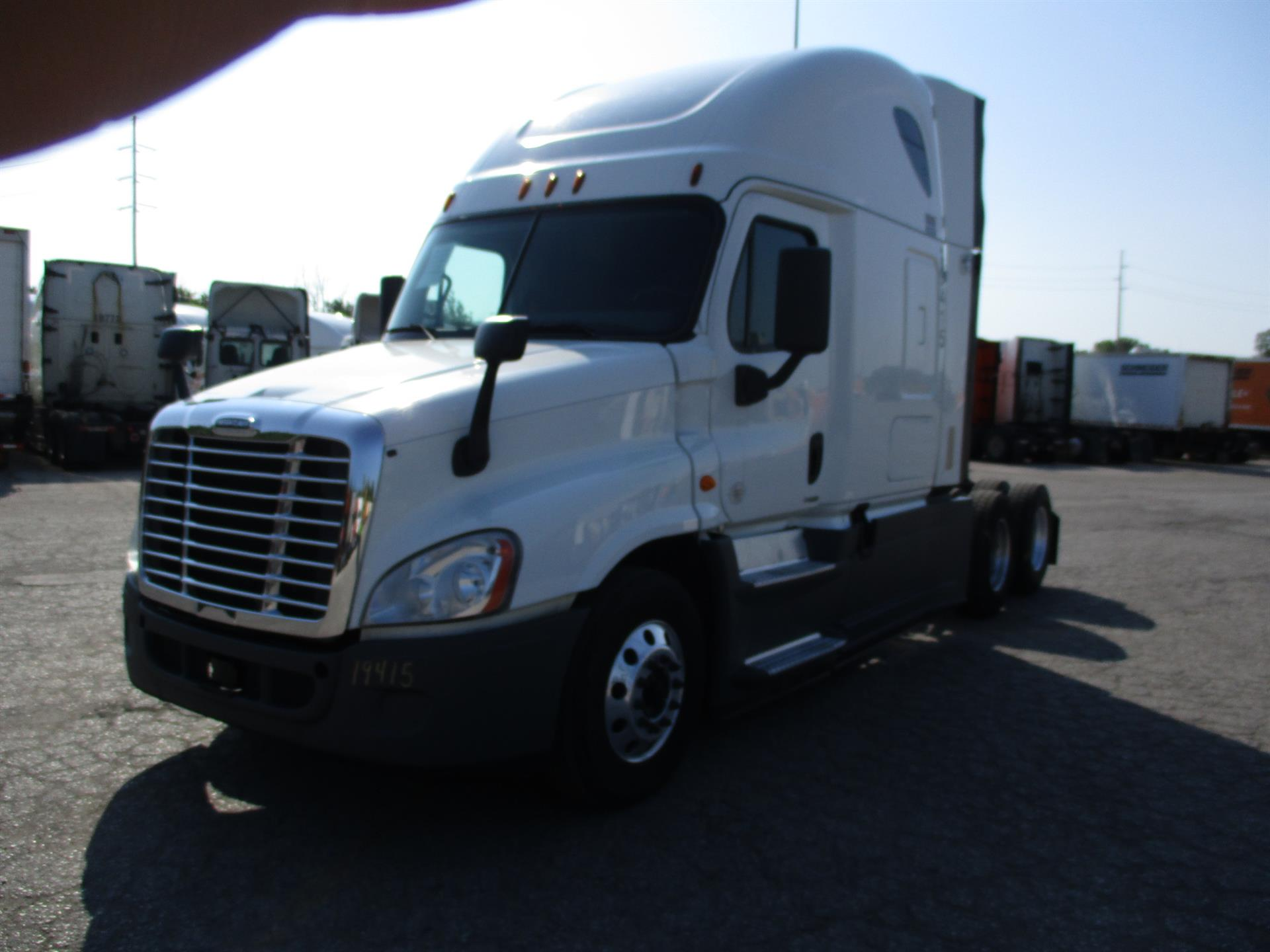 2016 Freightliner Cascadia for sale-59289282