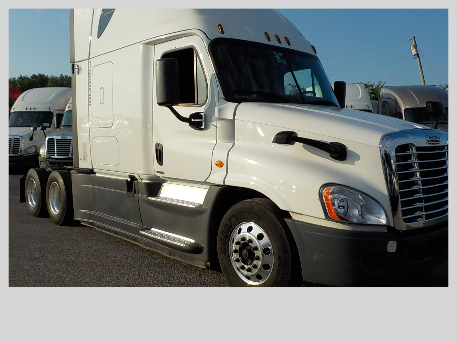 2016 Freightliner Cascadia for sale-59289300