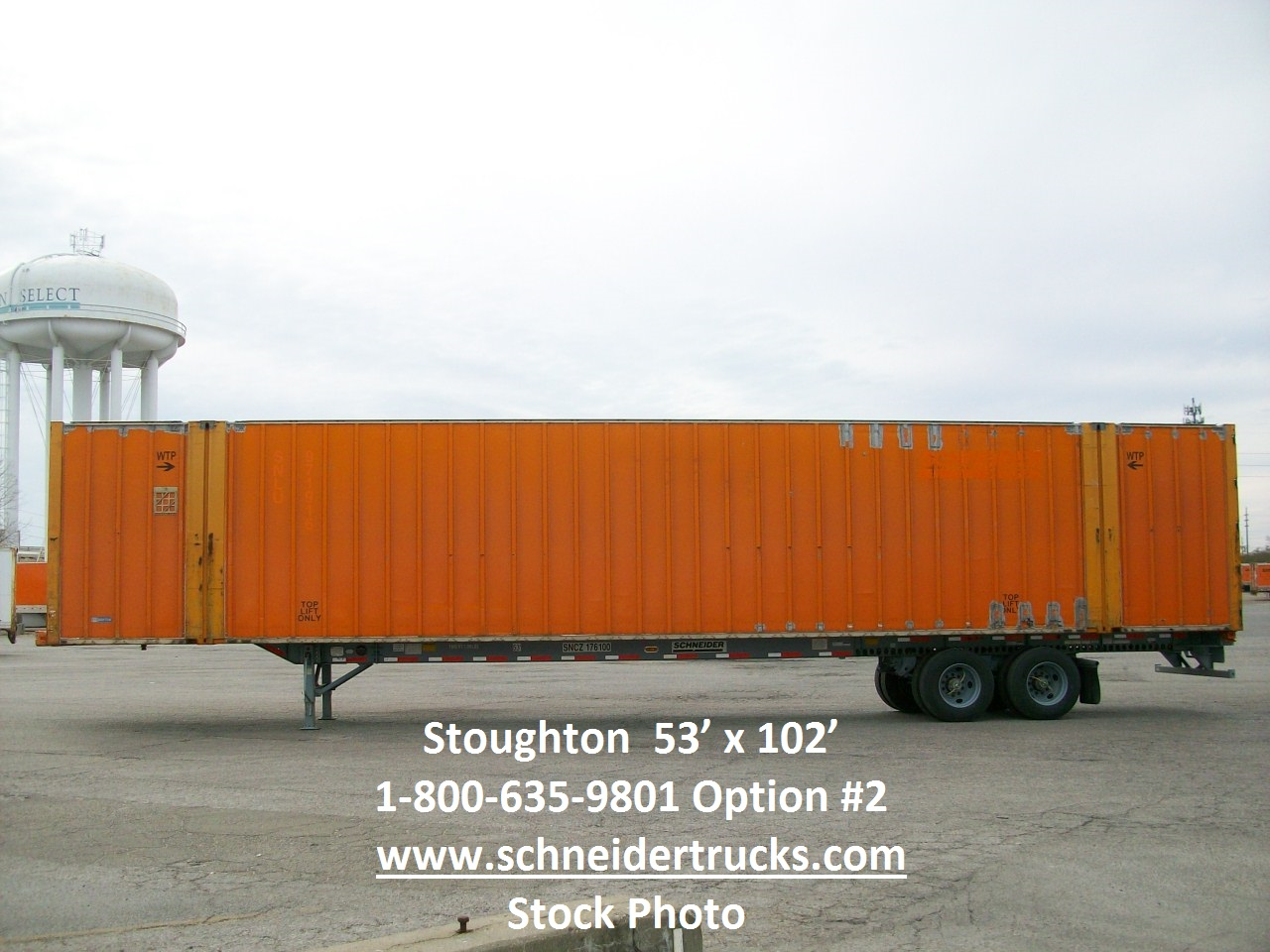 2005 Stoughton CONTAINER for sale-59289340