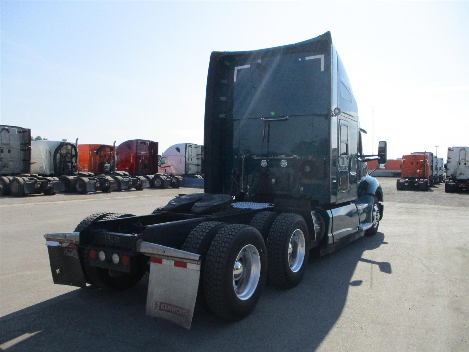 2017 Kenworth SFI OWNER OPERATOR for sale-59289583