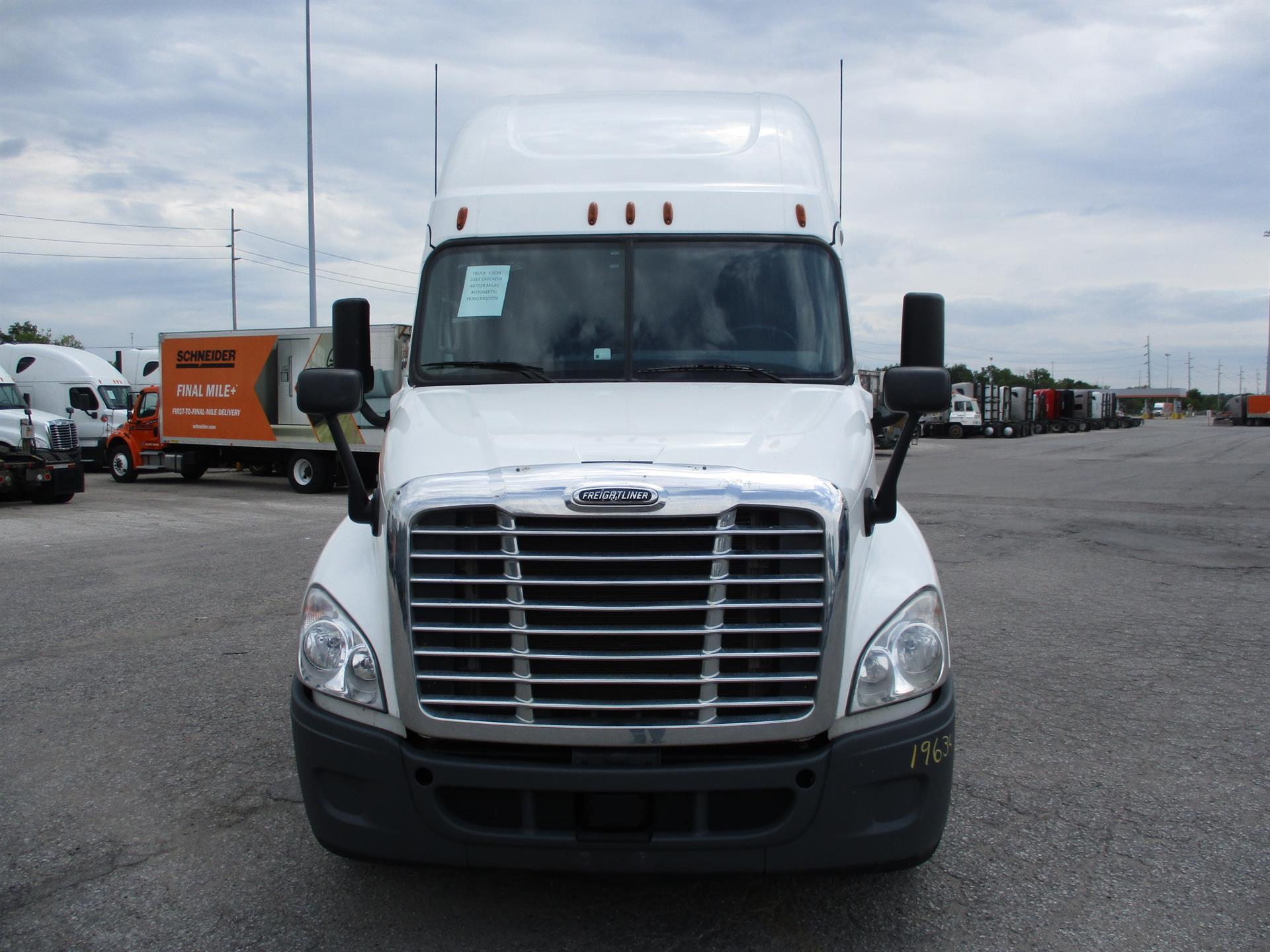 2016 Freightliner Cascadia for sale-59289646
