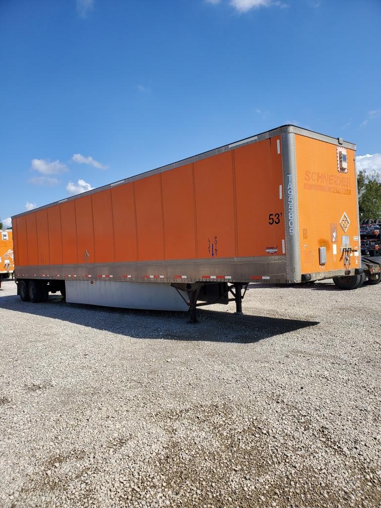 2005 Wabash Van for sale-59293450