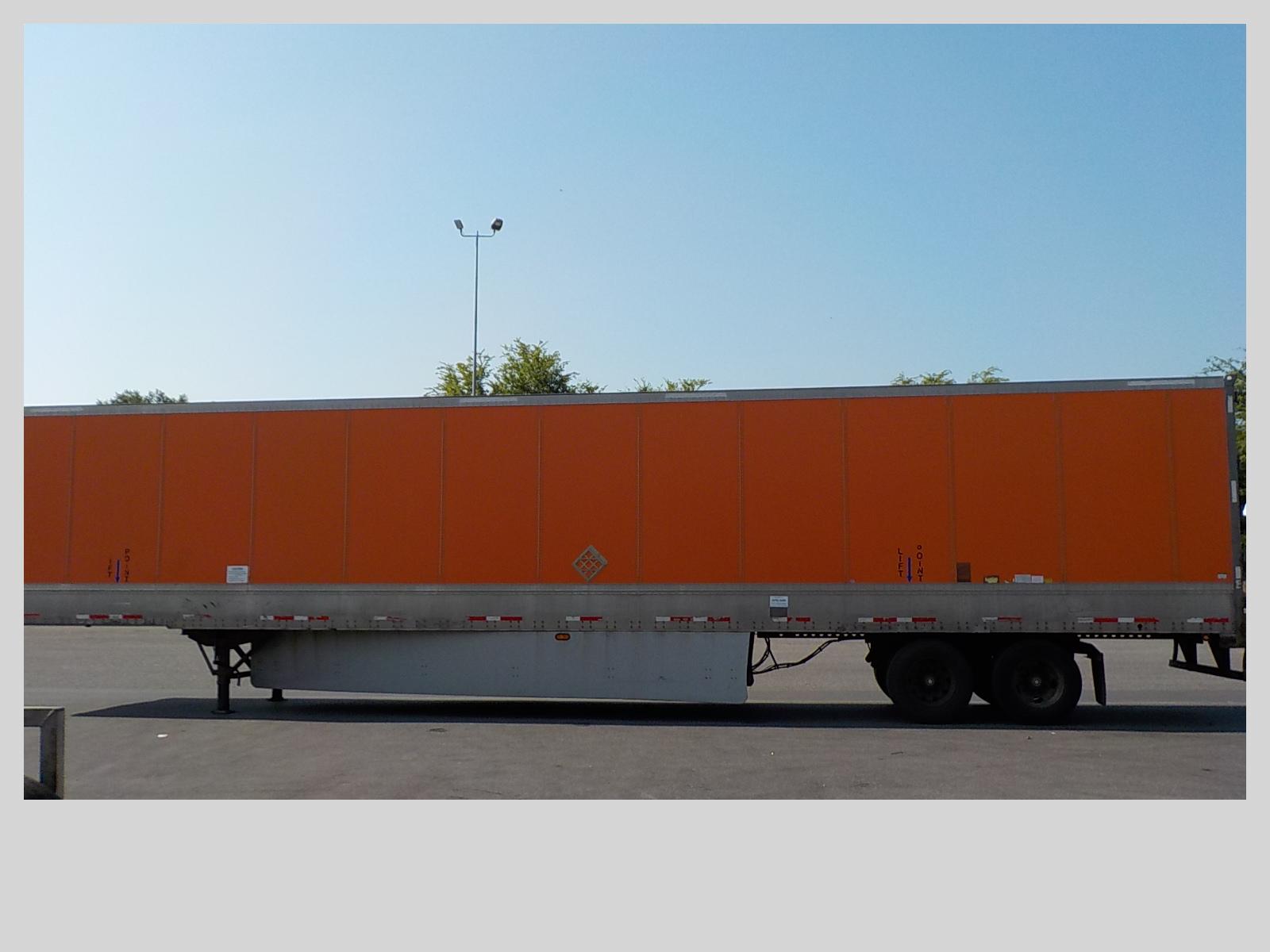 2005 Wabash VAN for sale-59289701