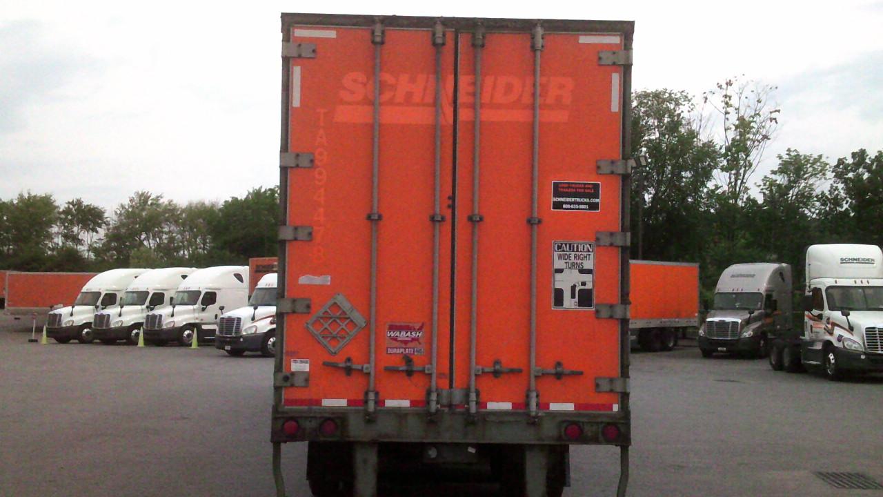 2009 Wabash Van for sale-59293252