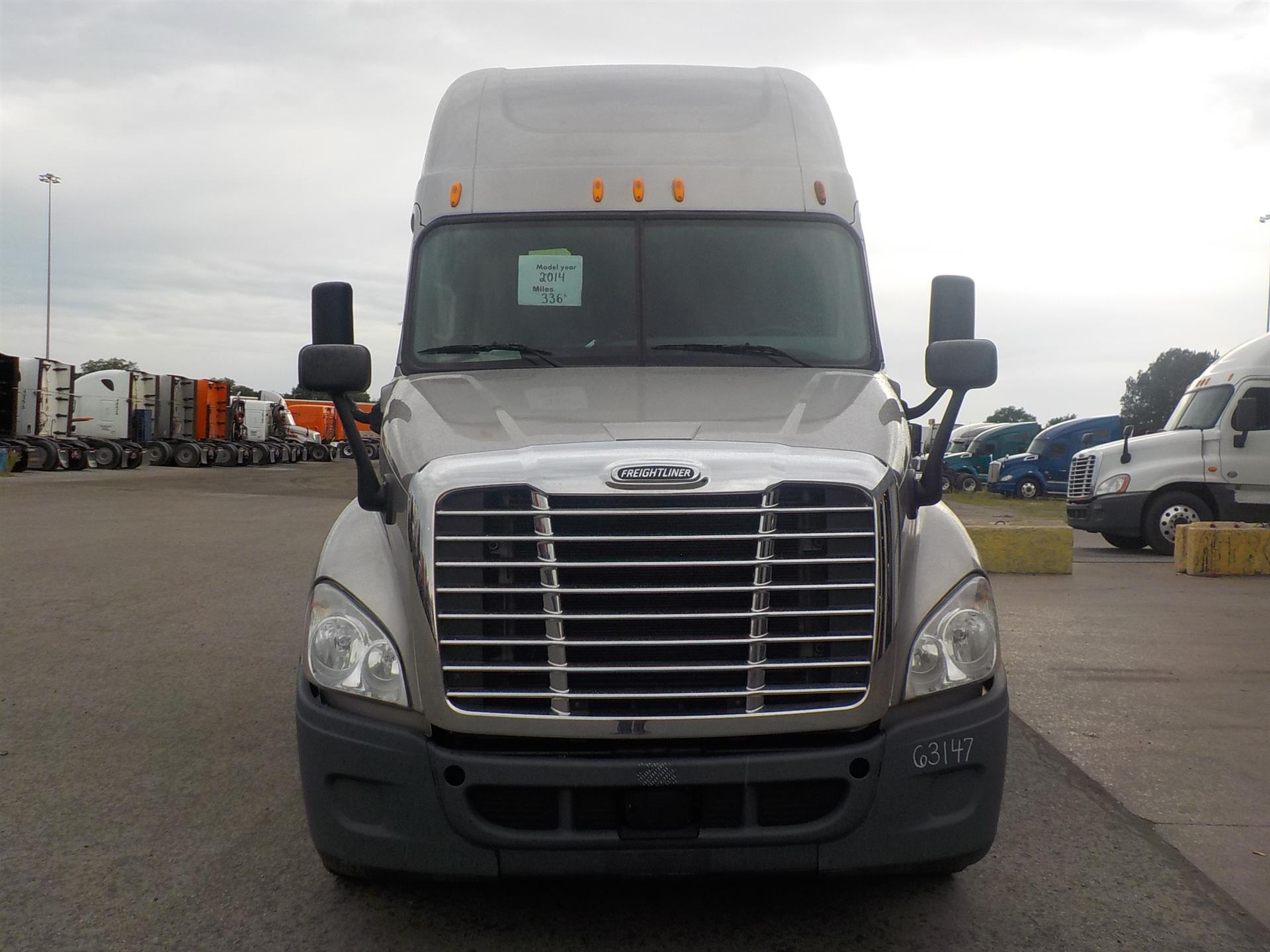 2014 Freightliner Cascadia for sale-59289939